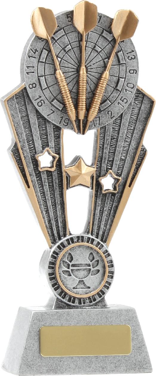 A1372A Darts trophy 200mm