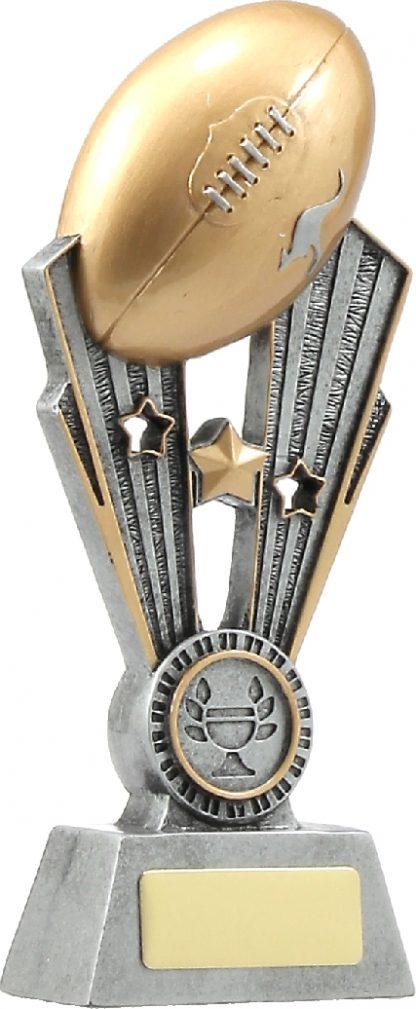 A1401A Australian Rules (AFL) trophy 128mm