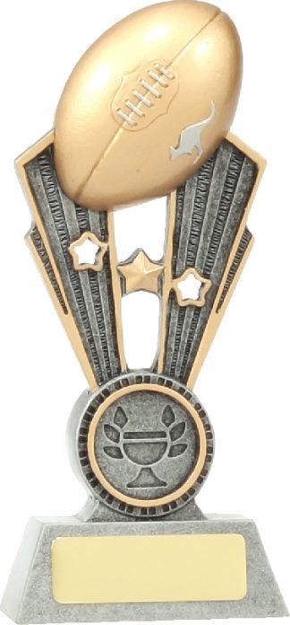 A1401AAA Australian Rules (AFL) trophy 155mm