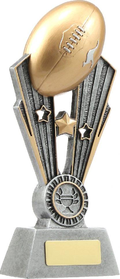 A1401B Australian Rules (AFL) trophy 220mm