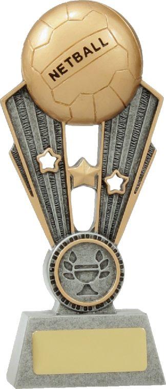 A1403AA Netball trophy 170mm