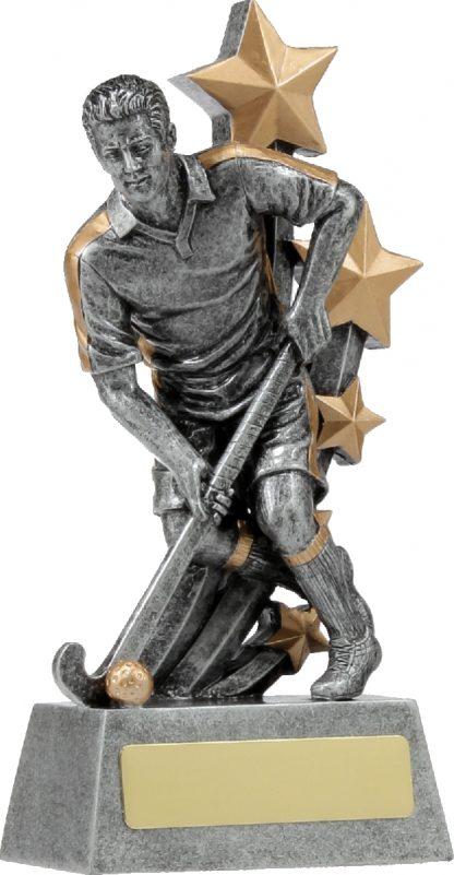 A1410B Hockey trophy 190mm