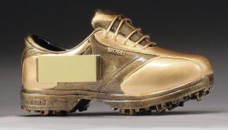 A1437A Golf trophy 70mm