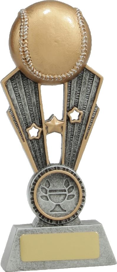 A1450AAA Baseball - Softball trophy 150mm