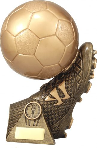 A1505C Soccer trophy 235mm
