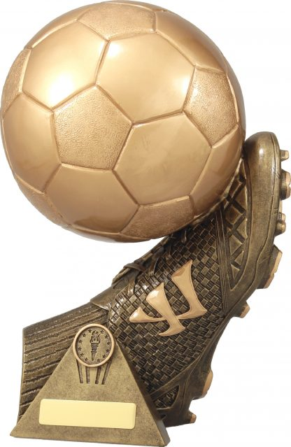 A1505D Soccer trophy 300mm