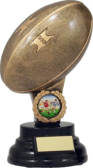 A210A Rugby trophy 180mm