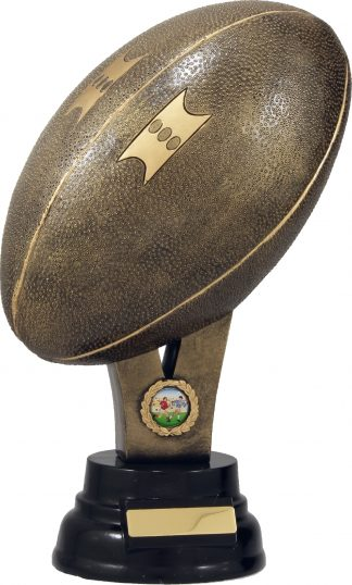 A211 Rugby trophy 370mm