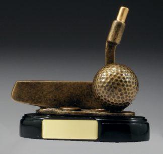 A245 Golf trophy 110mm