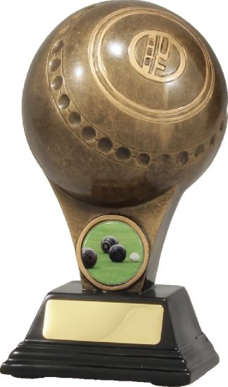A272A Lawn Bowls trophy 150mm