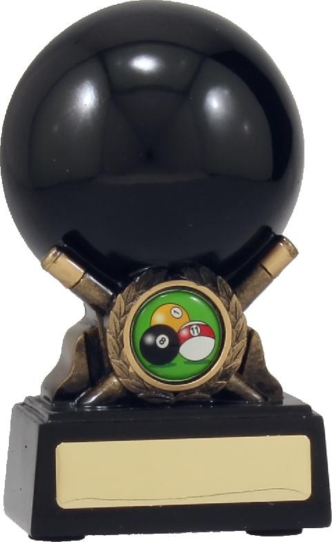A367B Snooker Trophy 145mm