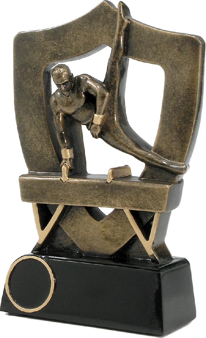 A383B Gymnastics Trophy 180mm
