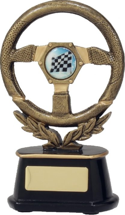 A387B Motor Sports Trophy 165mm