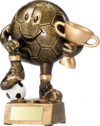 A394A Soccer Trophy 130mm