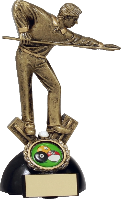 A825A Snooker Trophy 160mm