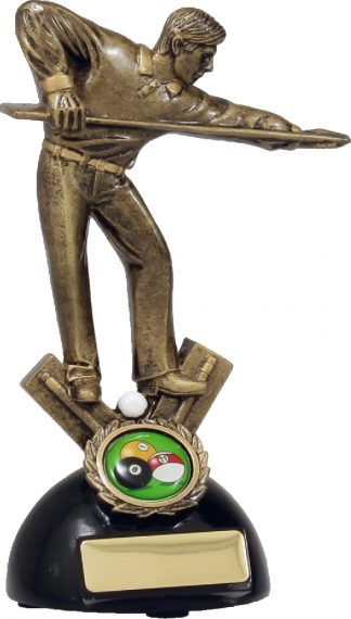 A825B Snooker Trophy 175mm