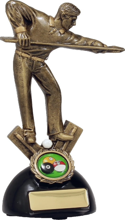 A825B Snooker Trophy 175mm