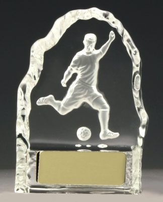 CN880 Soccer Trophy 110mm