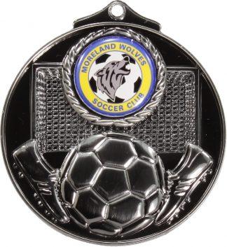 M080 Soccer Medal 65MM