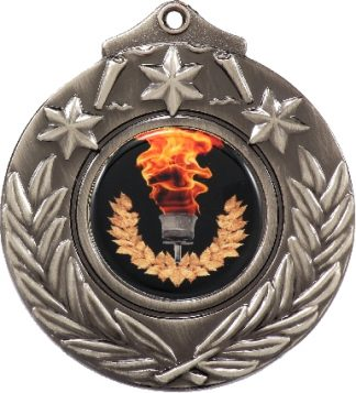 M841S Medals and keyrings trophy 50mm