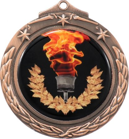 M842B Medals and keyrings trophy 65mm