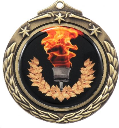 M842G Medals and keyrings trophy 65mm