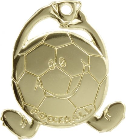 M851G Soccer trophy 50mm