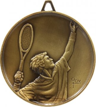 M9222 Tennis trophy 64mm