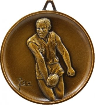 M9288 Australian Rules (AFL) trophy 64mm