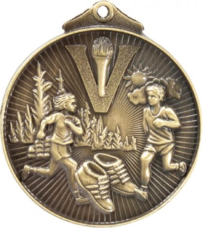 MD925G Athletics trophy 52mm