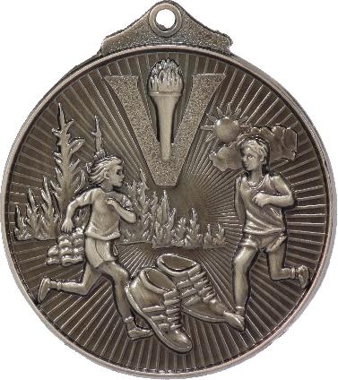 MD925S Athletics trophy 52mm
