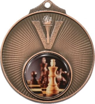 MD950B Medals and keyrings trophy 52mm