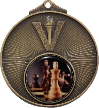 MD950G Medals and keyrings trophy 52mm