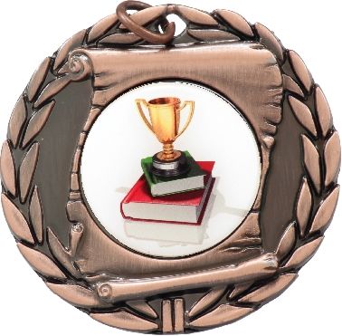 MD95B Academic Trophies trophy 52mm