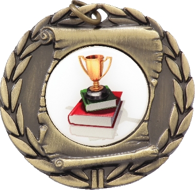 MD95G Academic Trophies trophy 52mm