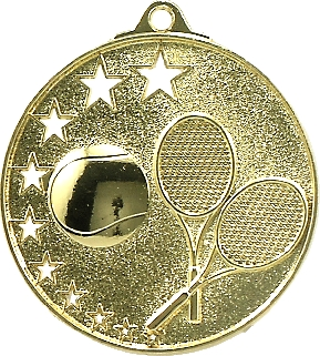 MH918 Tennis trophy 52mm