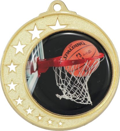MH970 All Sports Medal 65MM