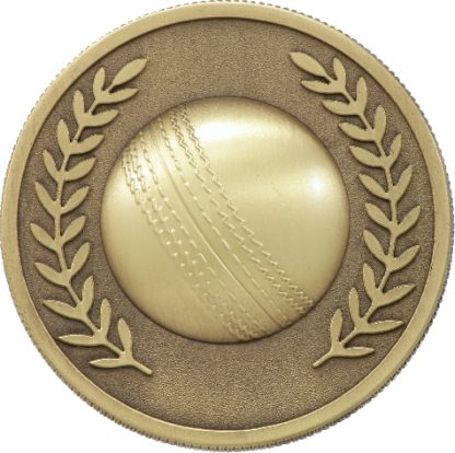 MJ40G Cricket trophy 60mm
