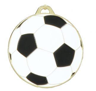 MP080G Soccer trophy 65mm