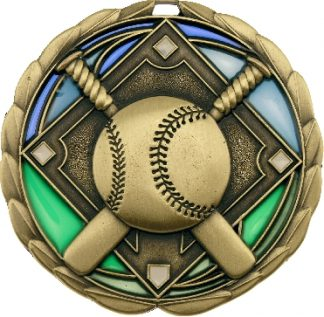 MS903G Baseball - Softball trophy 65mm