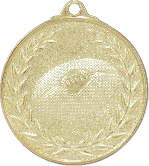 MX912 Australian Rules (AFL) Medal 50mm New 2015