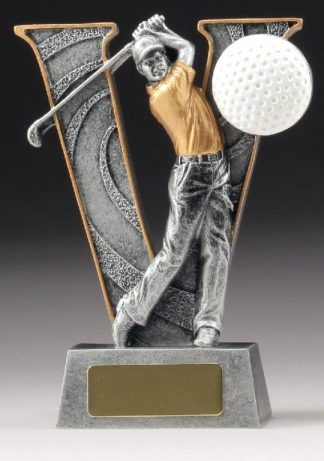 Golf Trophy 21417A 150mm