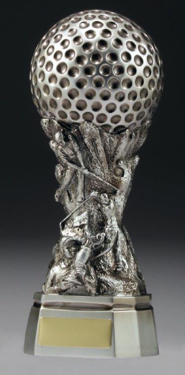 Golf Trophy A1083A 150mm