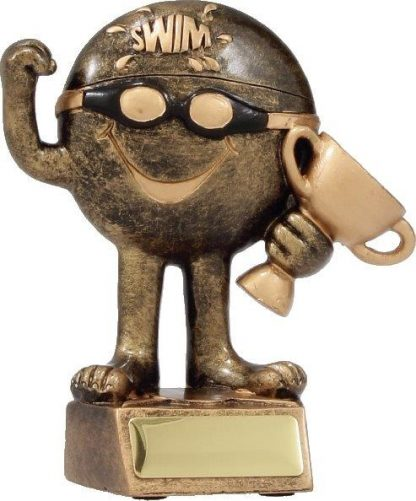 Swimming Trophy A1120A 125mm