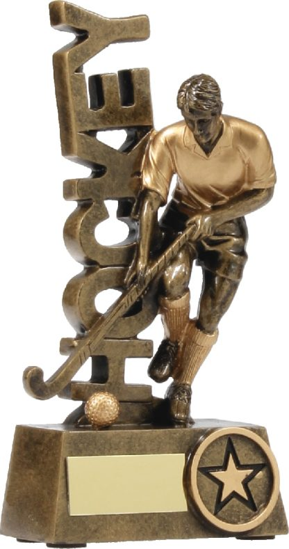 Hockey Trophy A1213A 160mm