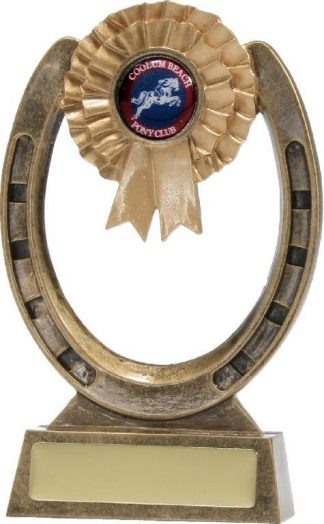 Equestrian Trophy A1218B 130mm