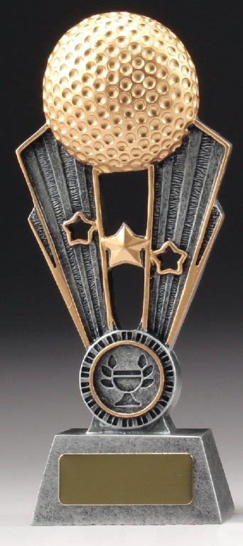 Golf Trophy A1481AA 170mm
