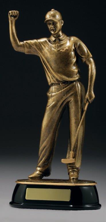 Golf Trophy A374A 180mm