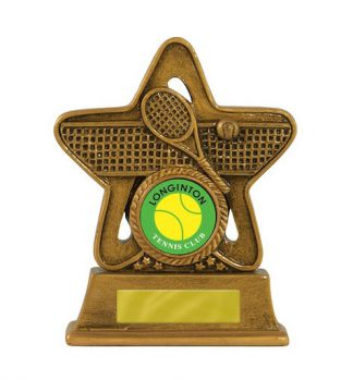 Tennis Trophy 587/12A 110mm