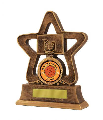 Basketball Trophy 587A/7 120mm